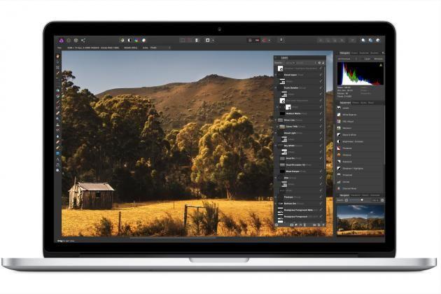 Alternativ till Photoshop   Affinity Photo finns än så länge enbart till Mac