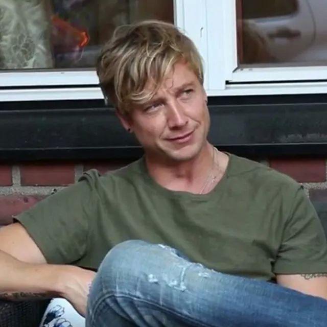 Samu Haber From Finnish Rockband Sunrise Avenue