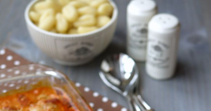 Hackbällchen Toscana, Kochen, Überbacken, Hackfleisch, ohne Tüte, Experimente aus meiner Küche, Hackbällchen ohne Braten, Fleisch, Gnocchi, Italienische Küche, Hackbällchen Toscana ohne Maggi-Fix