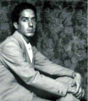 Il noto pittore Friulano Afro Basaldella