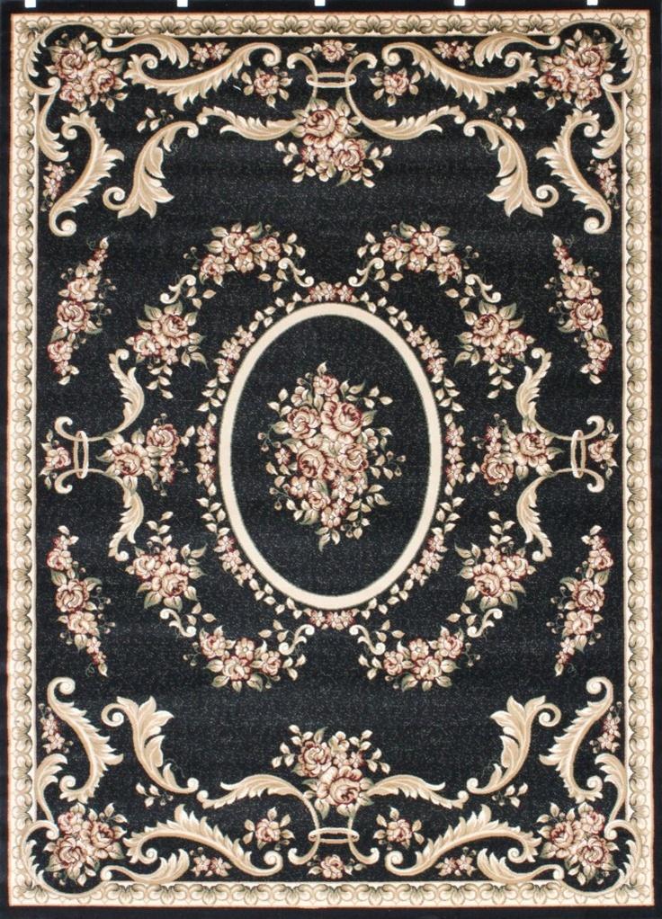 Burgundy Green Beige Black Brown Victorian Area Rug Carpet Floral Large New 654 | eBay  SOmerset, NJ