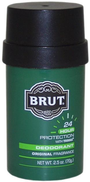 Men Faberge Co. Brut Deodorant Stick - 3 Units