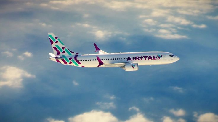 Meridiana devient Air Italy