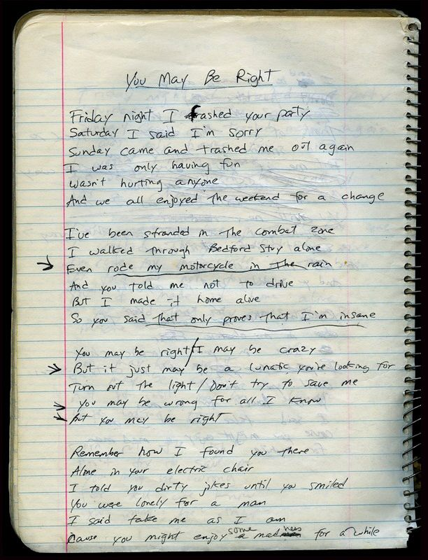billy-joel-you-may-be-right.jpg 612×800 pixels
