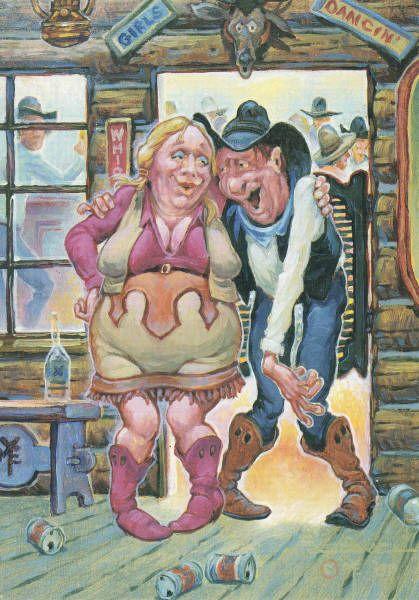 Cowboy Jokes Bad