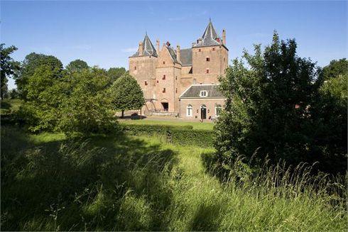 Slot Lovestein   Located east of Rotterdam