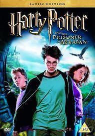 Harry Potter And The Prisoner Of Azkaban (DVD, 2005)