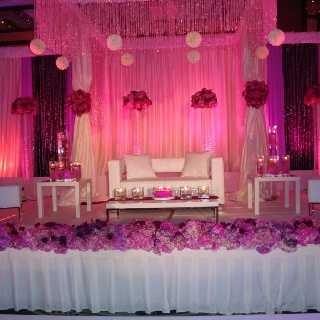 Beautiful Indian wedding theme