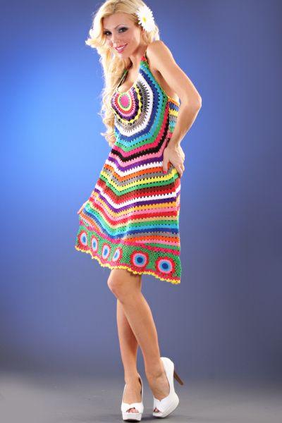Crochetemoda: noviembre 2012
