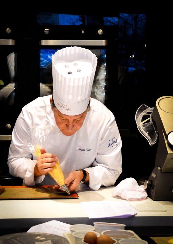 Un cours de Cuisine d'exception chez Lenôtre pour le magazine le Meilleur Pâtissier