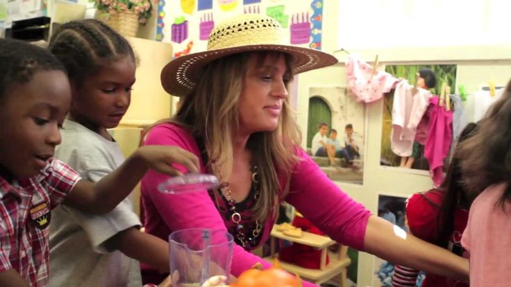 Stanislaus County Head Start on The Creative Curriculum for Preschool
