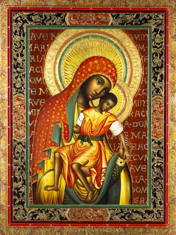 Completely Titles of the blessed virgin mary