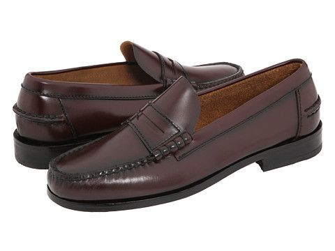 Florsheim Berkley Penny Loafer Burgundy - Zappos.com Free Shipping BOTH Ways