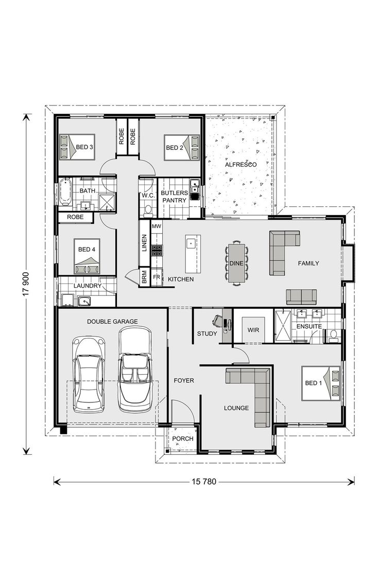 Fernbank 194, Our Designs, New South Wales Builder, GJ Gardner Homes New South Wales
