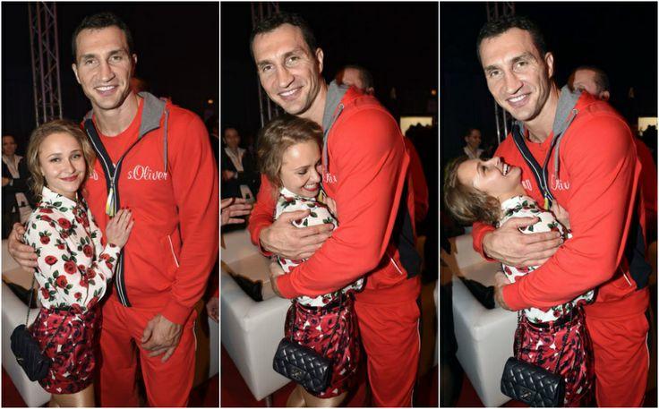 Hayden Panettiere & Wladimir Klitschko ... love these two <3
