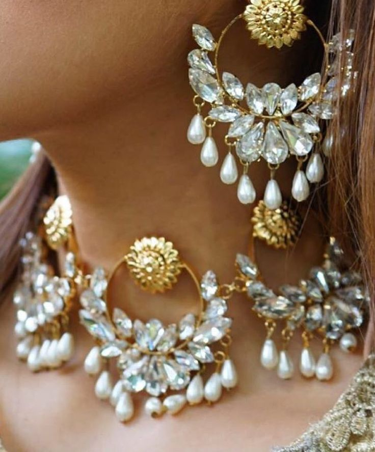 132 best indian traditional jewels images on Pinterest American