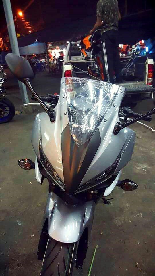 HONDA CBR 300 RR INDONESIA YAMAHA KAWASAKI MOGE BIG BIKE NEW 2016