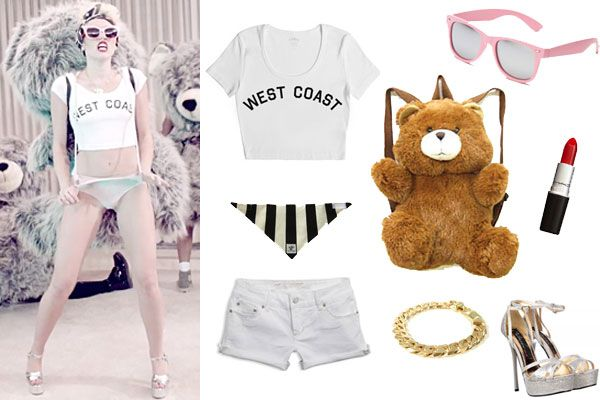Miley Cyrus Costumes, DIY Ideas for Halloween 2013 | Teen.com