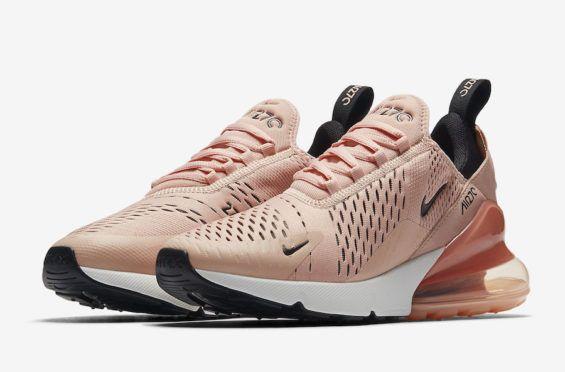 f20f97fc84c837 Release Date  Nike Air Max 270 Coral Stardust