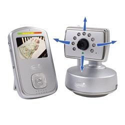 Baby monitor #toptenbabyessentials  Audio or video, a baby monitor can make every new parent just a little bit more comfortable leaving a new baby to sleep in their crib.