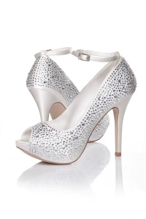 #AnellaWeddingShoes  Tanya Style Can be dyed to any colour! Available from September 2014 www.weddingshoes.co.za