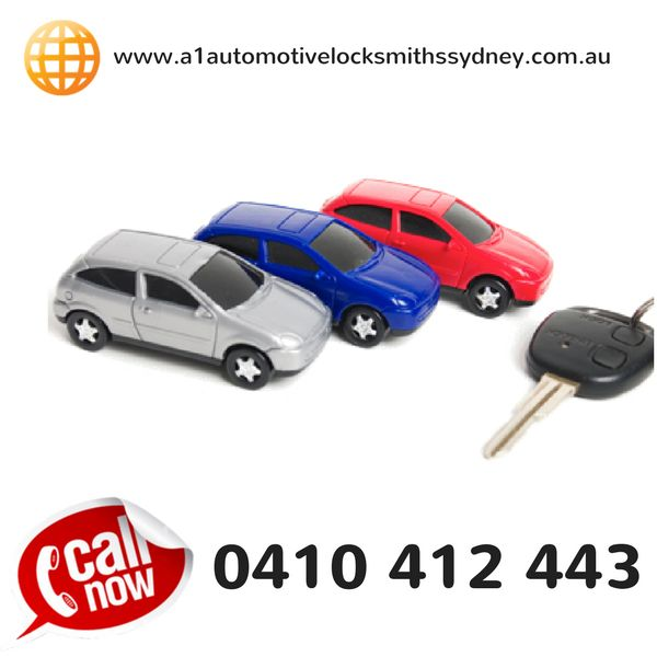 We at A1 Automotive Locksmiths can provide you with a spare key for your car, helping you save a lot of your money.  #AutomotiveLocksmith  #replacementcarkeys #locksmithsydney #mobileautomotivelocksmith