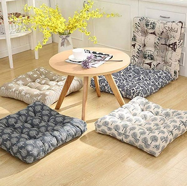 Top 10 Best Rated Floor Pillows In 2020 Floor Cushions Living