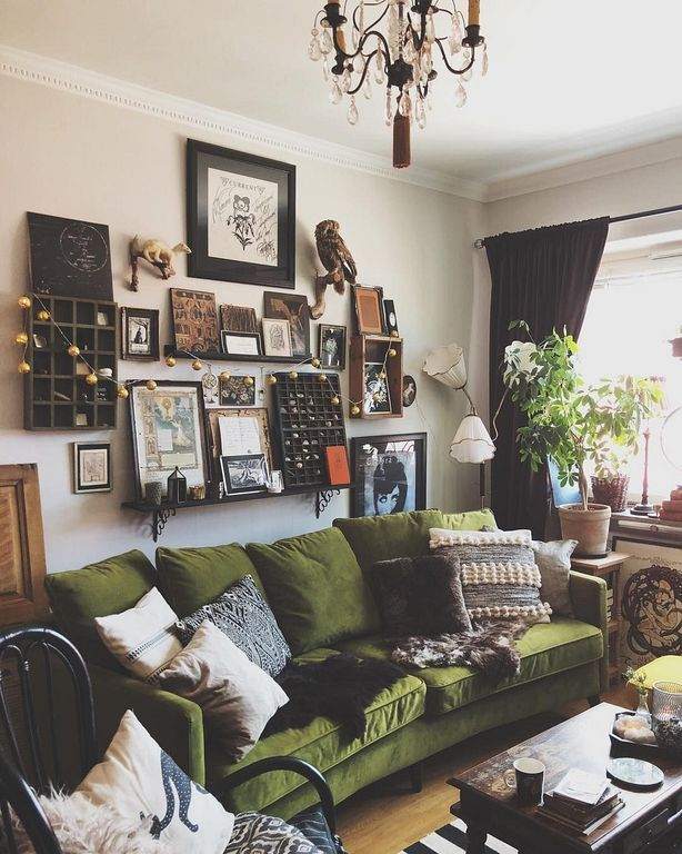40 Cozy Eclectic Home Interior Designs For Living Room Cozy Eclectic Living Room Living Room Decor Eclectic Eclectic Living Room