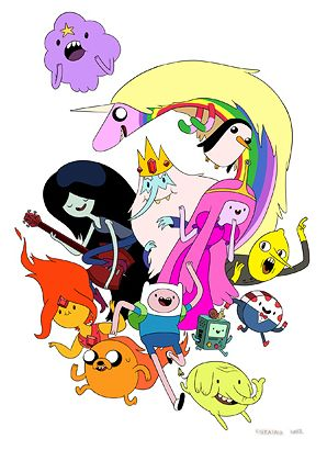 Adventure Time cast - List of Adventure Time characters - Wikipedia, the free encyclopedia