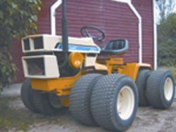 86 best images about Garden    tractor    custom on Pinterest