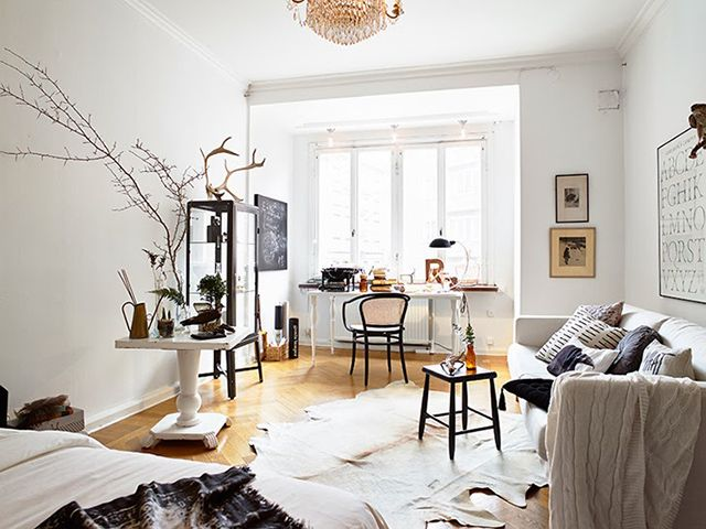 White walls: stressful or energizing? - A Girl Named PJ