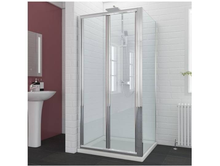 Duschkabine Nische Nischentur 100x90cm Mit Seitenwand Duschwand
