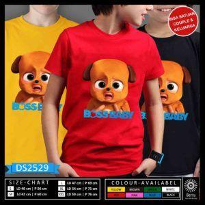 T-Shirt Cute Boss Baby
