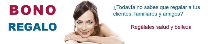 BONO REGALO | Clínica Médico-Estética Barberá
