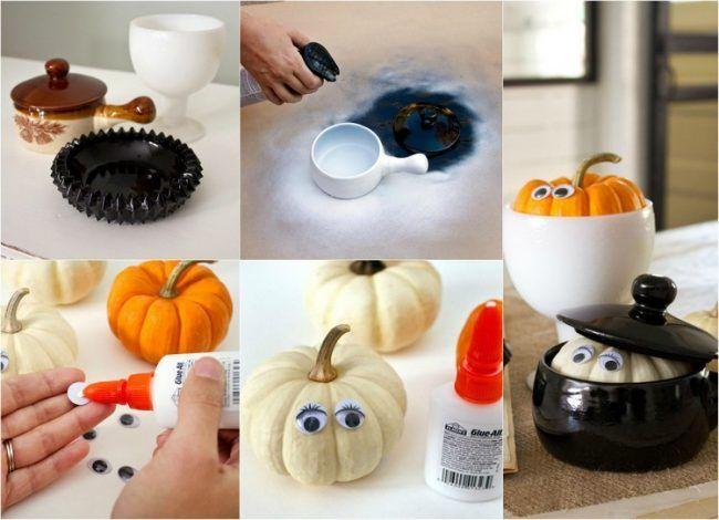 Herbstdeko selber basteln anleitung  The 25+ best Herbstdeko selber machen ideas on Pinterest ...