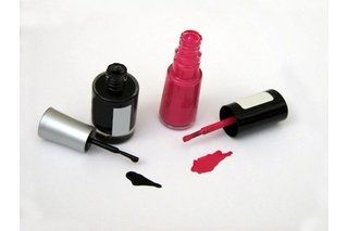 How to Get Fingernail Polish Remover Out of Clothes | eHow