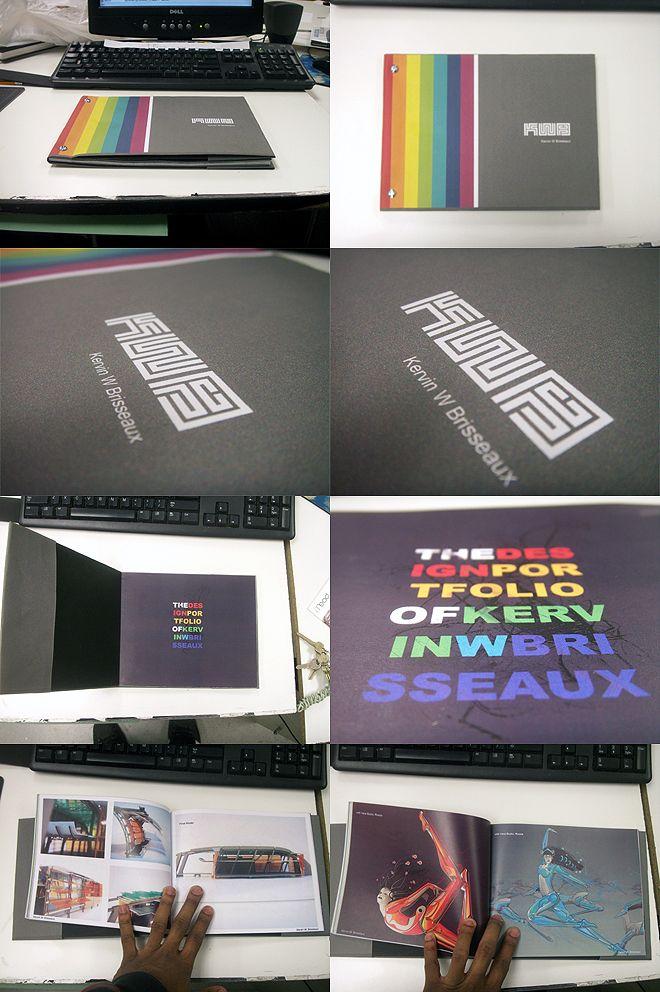 Adventure Graphics: Portafolios impresos creativos y originales