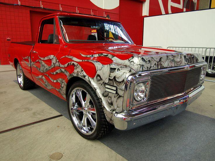 Best Flames Images On Pinterest Custom Cars Custom Paint