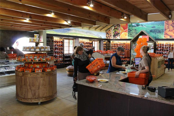 If you thought our stores had every #driedfruit product you've ever dreamed of, you need to see our factory shop! Have you been there yet? Pop into the #Kloof Padstal in #Montagu and see for yourself: http://bit.ly/1UNc0Db