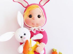 Bunny Costume Wendy Doll