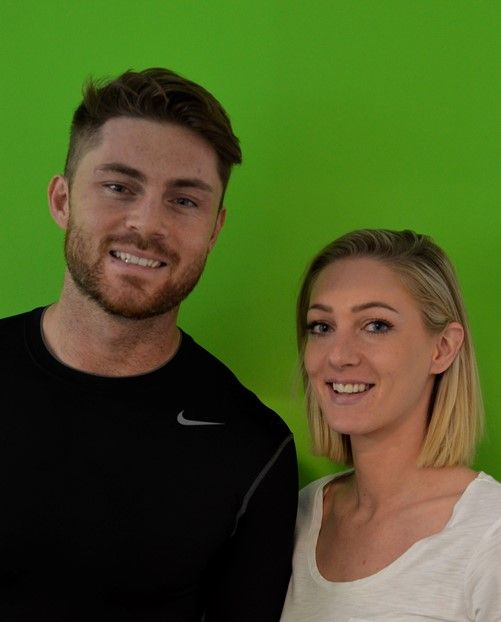 Fit4Less Long Eaton Team Managers: Jack & Tori #fit4less #longeaton #gym #fit