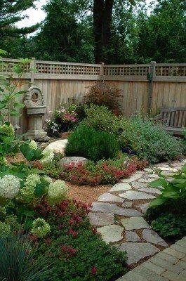 Garden Stone Pathway Ideas-30-1 Kindesign