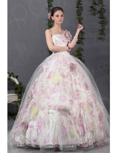 Cute Ball Gown Strapless Sweep Brush Train Tulle Pink Quinceanera Dress COJT13003 $723.00 Quinceanera Dress,Quinceanera Dress,Quinceanera Dress,Quinceanera Dress