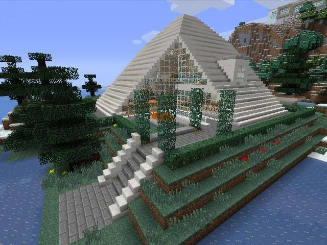 100 Cool Minecraft House Ideas Xbox