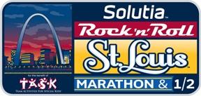 So excited!!!! St. Louis Rock 'n' Roll Half Marathon