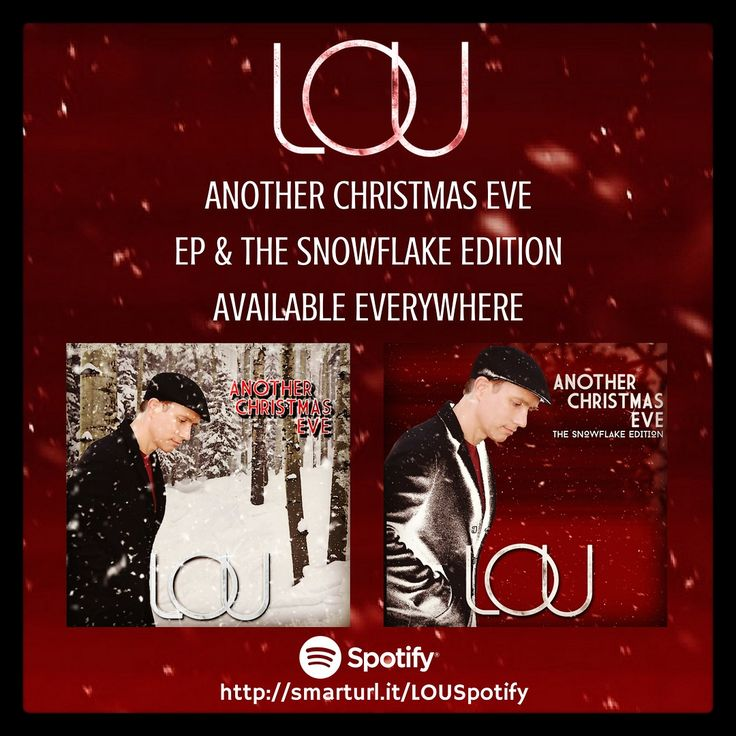 Hey Spotify fans! #happymonday You can listen to both of my #holiday titles and my entire #music catalog on #spotify by going to http://smarturl.it/LOUSpotify #streaming #premium #app #christmas #piano #pianist #musician #songs #holidayseason #festive #monday #newmusic #playlist #discover #newrelease #listen #composer #producer #lou #songwriter #artist #creative #art #fans #fun #variety