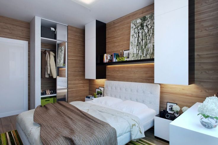 Modern Bedroom Designs Creates A Serenity