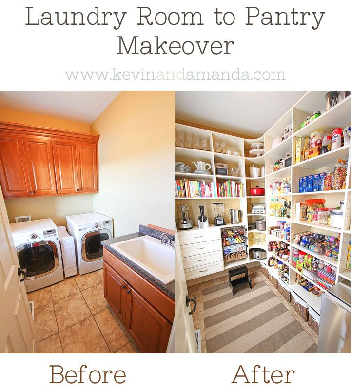 1000+ Ideas About Pantry Laundry Room On Pinterest