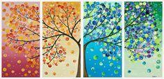 Le quattro stagioni: libri per bambini e albi illustrati per insegnare cosa accade in primavera, estate, autunno, inverno