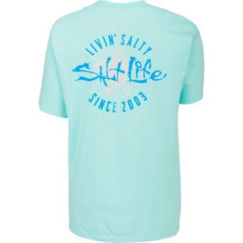 Salt Life™ Women's Livin' Salty Turtle Short Sleeve T-shirt